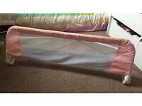 Lindam girl bed rail