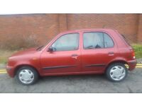 Nissan Micra Auto  1.3 GX 5 door Automatic - Cheap to run / tax / insure £490