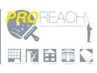 Proreach Cleaning Services Windows, Gutters Carpets, Tenancy Cleaning, conservatorys & Sofits.