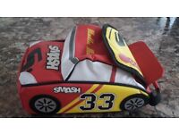 'Smash' Racing Car Lunch Bag