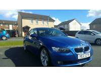 2009 BMW 3 SERIES COUPE SPORT HIGHLINE LEATHER XENON(not audi a4 a5 mercedes honda mazda)