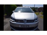 Volkswagen Sharan 2011, Seven Seater, Modern, Clean and Spacious