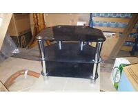 Sony TV Stand in Black Perfect New Condition offers welcome