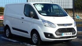 2016 FORD TRANSIT CUSTOM TREND. ONLY 24000 MILES.