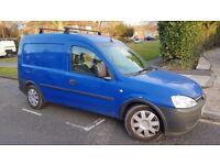 2006 Vauxhall Combo 1.3cdti 2000, NO VAT! Low miles, Air Con, elec windows, new MOT, fresh service