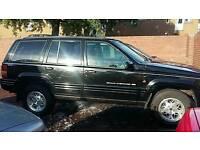 1997 Jeep Grand Cherokee Auto 4.0 petrol