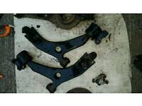 Track Control Arm Front Axle L and R Lower Focus mk2 2007 1.8 Tdci