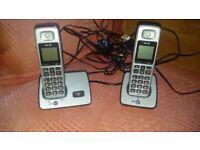 BT 2000 Twin Cordless phone set