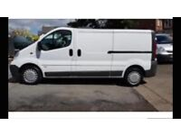 I am reliable caring van man willing to do small or big jobs