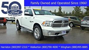 2013 Ram 1500 4X4 | Local Trade | Accident Free