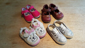 Girls Shoes, Size 5