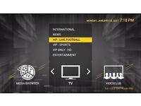 Smart View for smart tv Samsung & LG / Mag 250 / Mag 254 / kodi tv box