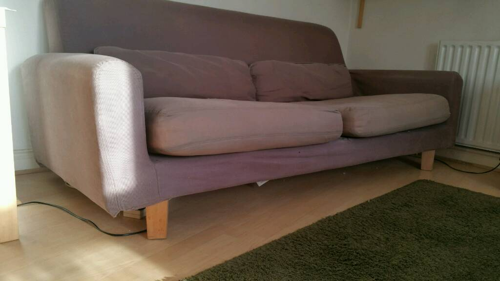 Awesome Ikea 3 Seater Nikkala Sofa In Hackney London Gumtree Ocoug Best Dining Table And Chair Ideas Images Ocougorg