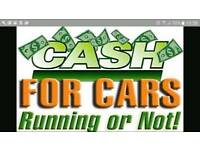 SCRAP CARS AND VANS WANTED FOR CASH NW LONDON