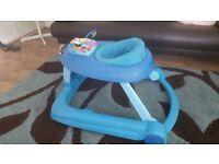 Chicco 3 in 1 baby walker