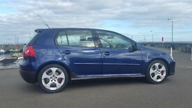 VW Mk5 Golf GTI low miles FSH Stunning