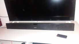 Hitachi, Sound Bar, Speaker, Bluetooth