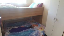 Single Solid wood bunk bed for sale high quality cabin highsleeper mid triple kingsize double