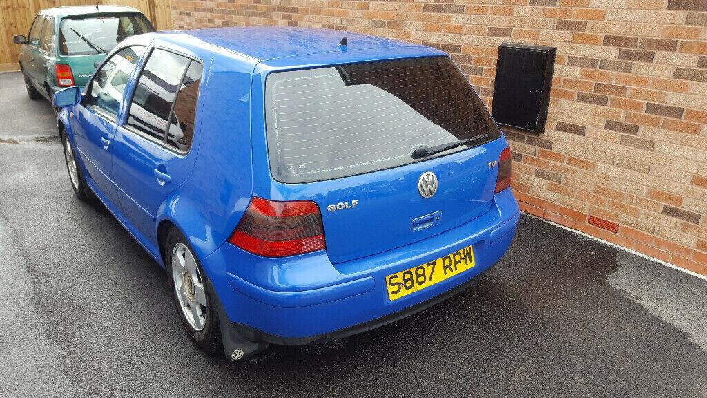 VW Golf MK4 1 9 GT TDI 110 BHP | in Tamworth, Staffordshire | Gumtree
