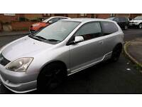 Honda civic type r type s breaking for parts
