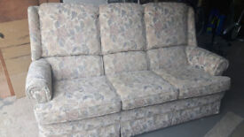 3 seater Settee Parker Knoll
