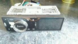 Parrot Classic Bluetooth Car Stereo