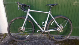 Specialized Tri-Cross Sport Disc 2013 bicycle
