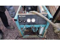Price Reduction !!!! Compare Reavell 5405 300 bar 5.5 cfm Diving Compressor with lister