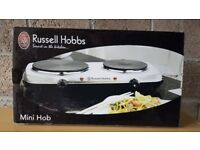 Russell Hobbs 2 Plate Mini Hob