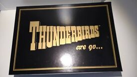 Thunderbirds Limited Edition Gold Set