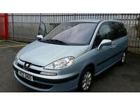 FOR QUICK SALE GREAT FAMILY CAR PEUGEOT 807!!!