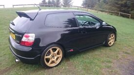 Civic Type R Supercharged 297 BHP