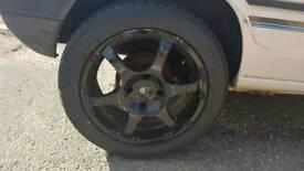 """Tsw alloy wheels 15"""""""