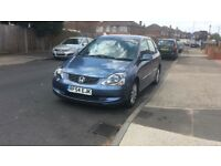 HONDA CIVIC 1.6 5DR AUTO + 23K MILEAGE ONLY + SUNROOF + LEATHER SEATS + SAT NAV