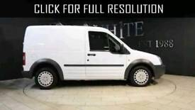 Ford transit connect breaking 2007 1.8 tdci