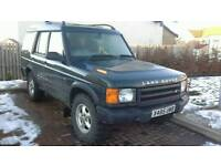 Land Rover Discovery td5 Manual