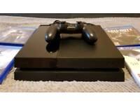 PS 4 Console 500gb