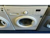 Lg 7kg washing machine for sale. Free local delivery