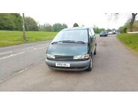 Toyota Previa 2.4 GS 4dr, AUTOMATIC, GOOD DRIVE,HPI CLEAR, 8 SEATER, PART SERVICE HISTORY