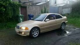 Bmw 318 ci coupe, E46 Quick Sale
