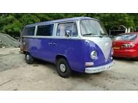 Volkswagen t2 camper 1979