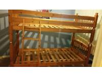 Great Quality Pine Bunk beds