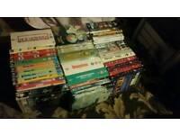DVDs - films & TVseries