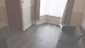 Charming 2 Bedroom House In Barking with Garden For £1400.00, Wooden Floors & Part Furnished