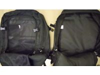 Two cabin max backpacks
