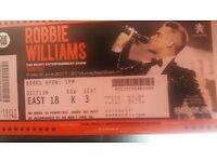Robbie Williams Murrayfield