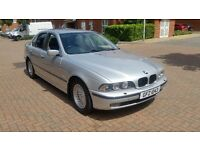 BMW 535I SE 72000 MILES FULL SERVICE HISTORY HPI CLEAR 2 KEYS WITH FULL LEATHER INTERIOR IMMACULATE