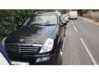 ssangyong rexton automatic for parts only