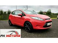 Stunning 2012 Ford Fiesta 1.25 with only 68k miles - fsh - FINANCE AVAILABLE