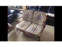Ercol 2 seater sofa